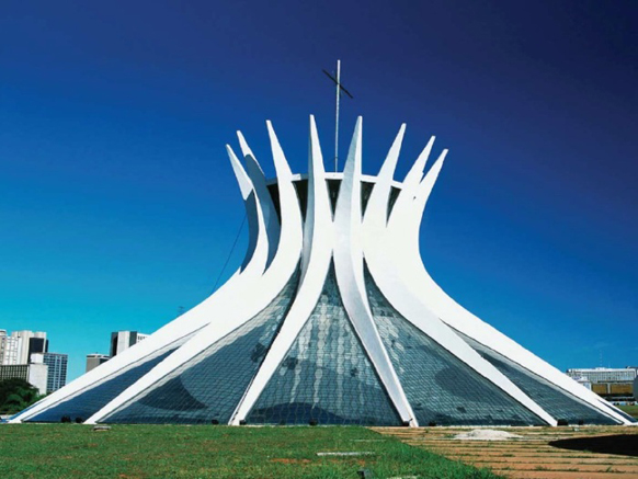 Catedral de Brasília, DF.