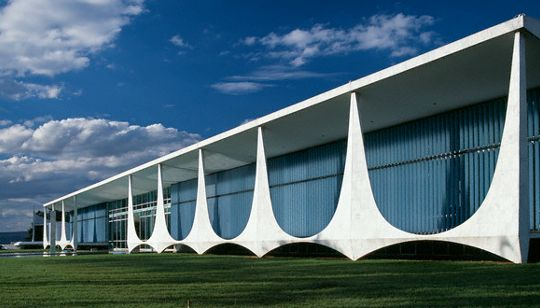 Palácio do Planalto, Brasília, DF.
