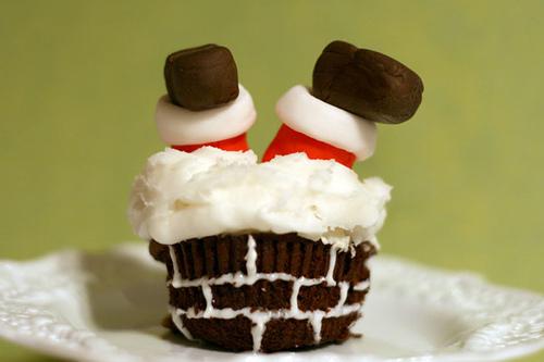 natal dica de ceia cupcake 1