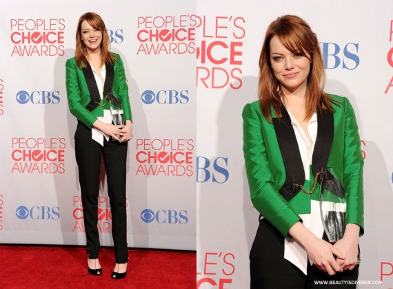 choice emma stone