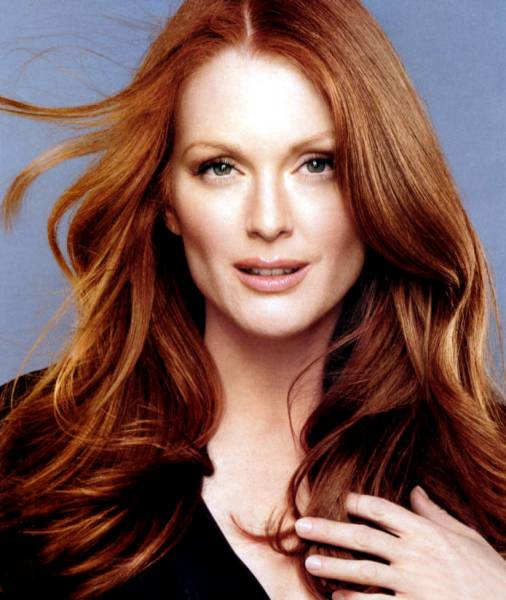 ruiva julianne moore