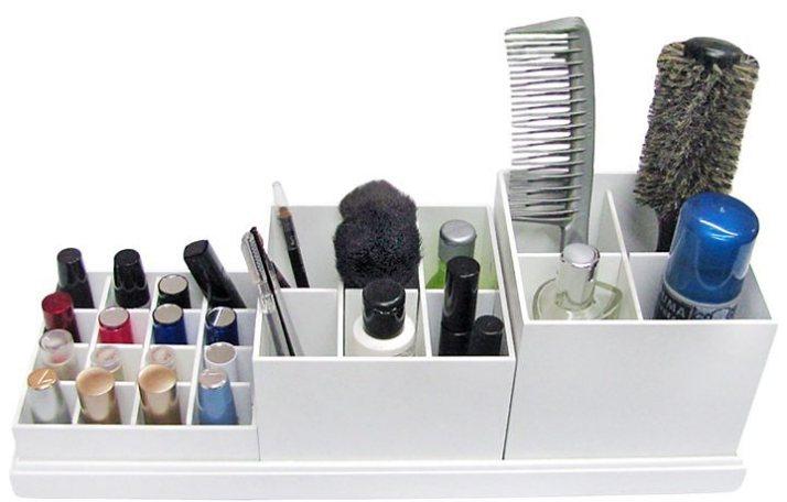 organizar make e cosmetico 2