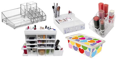 organizar make e cosmetico 5