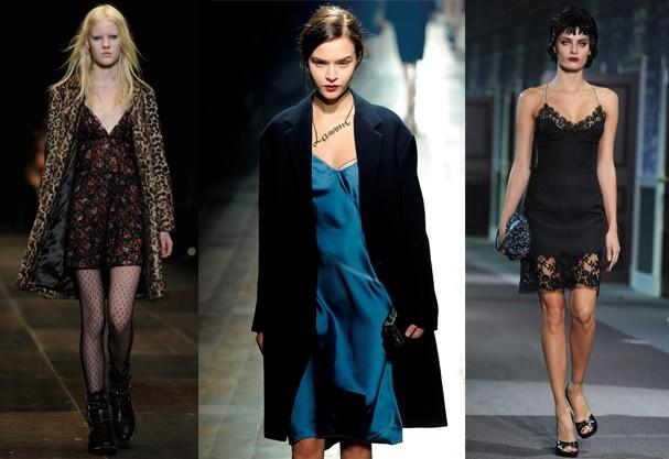 slip dress glamour