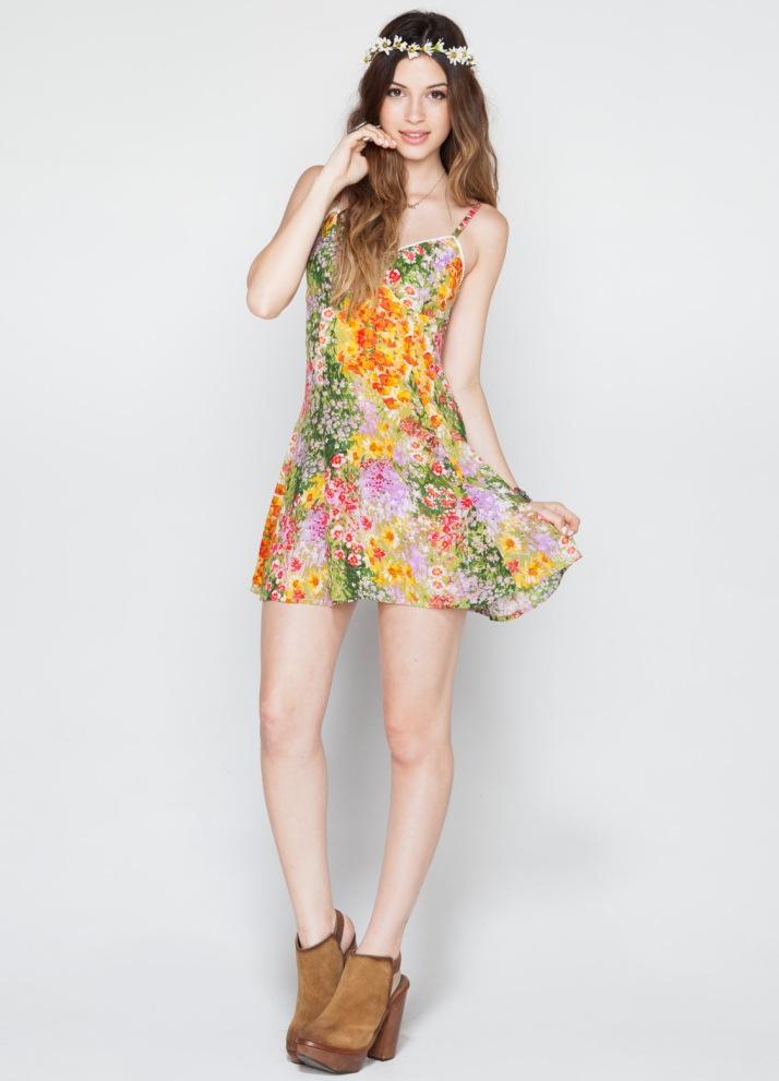 slip dress wasteland