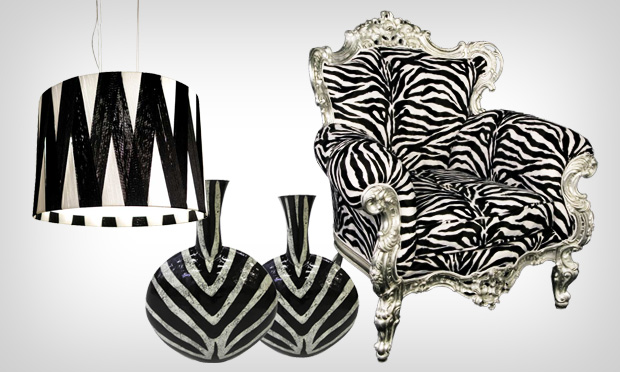 zebra na decoração 1