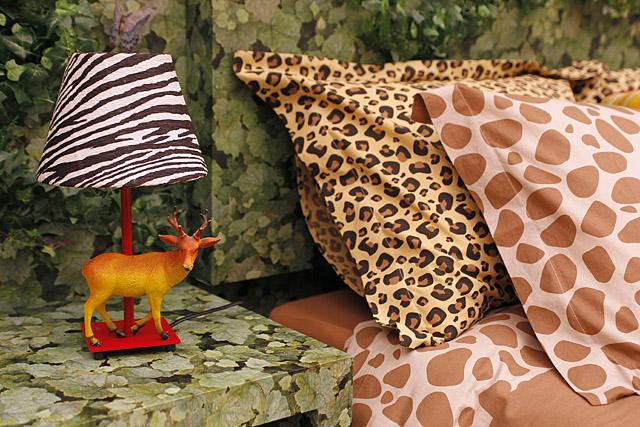 zebra na decoração 7